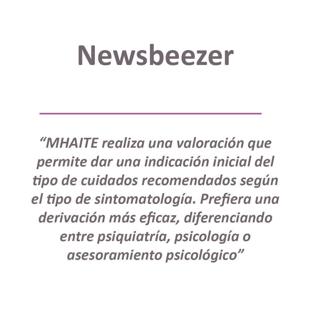 mhaite newsbeezer